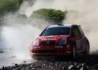 Rallye Turquie ERC : Simon Jean-Joseph, un météore sur le Bosphore !