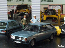 1/43ème - TALBOT Sunbeam Lotus de route