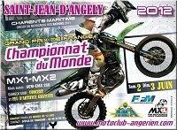 MX GP - St Jean d'Angely : moins de 10 jours avant l'évènement