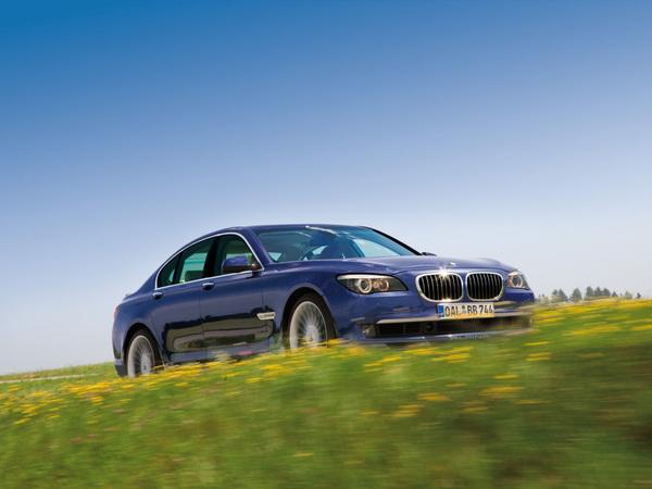 BMW: une M7 envisagée