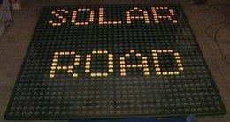 Solar Roadway révèle son premier prototype