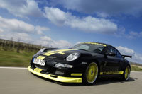Porsche 911 GT3 RS by Cargraphic