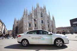 Des véhicules électriques Renault testés en Italie dès juin 2010
