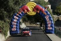 Citroën Sport et Red Bull poursuivent en 2009