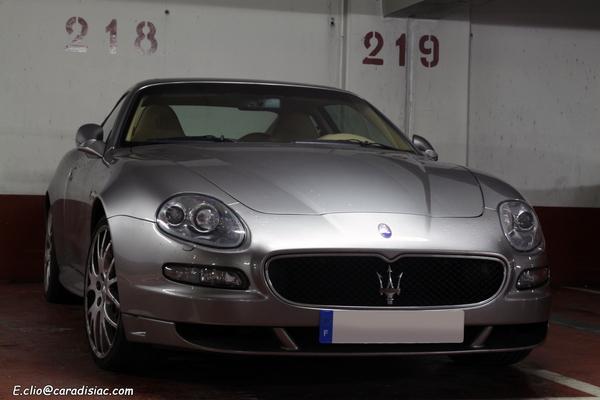 Photos du jour : Maserati Grandsport