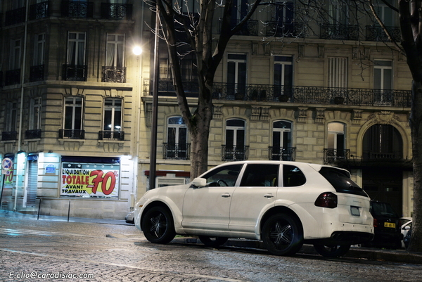 Photos du jour : Techart Magnum