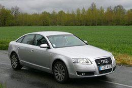 Une version hybride de l'Audi A6 pourrait être commercialisée