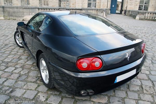 Photos du jour : Ferrari 456 GT