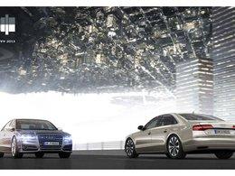 Francfort : le stand Audi sans dessus dessous !