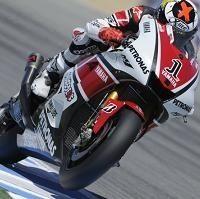 Moto GP - Laguna Seca: Jorge Lorenzo reconnait qu'il est tombé sur plus fort que lui