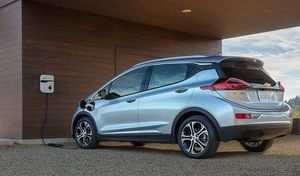 Chevrolet : la Bolt elle botte mais…