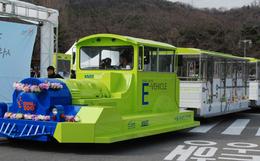 La nouvelle attraction à Séoul : la navette électrique OLEV