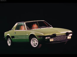 Réponse du quizz de vendredi dernier: C'était la Fiat X 1/9 !