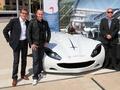 Veritas - Olivier Pla s'implique. Le GT1 en ligne de mire.