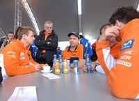 Réactions des dirigeants de KTM suite à l'annulation du Dakar