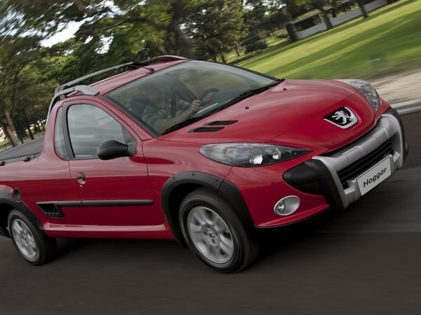 Peugeot Hoggar - Plus d'infos et de photos