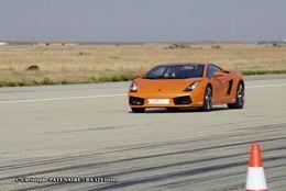 Record de vitesse : un aveugle prend 308 km/h en Gallardo