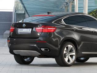 Un BMW X4? Pourquoi pas...