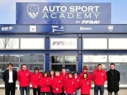 Auto Sport Academy 2011 : c'est parti!