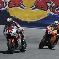 Moto GP - Laguna Seca: C'est un podium que voulait Ben Spies