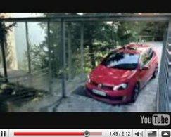 Vidéo Pub VW Golf GTi : les fondamentaux