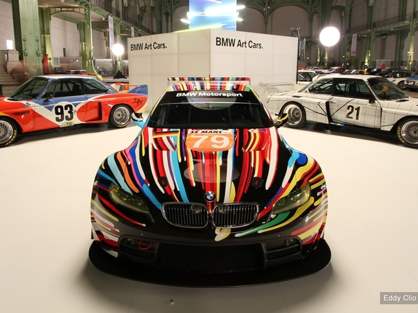 Photos du jour : BMW M3 GT2 Art Car (Tour Auto)