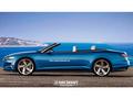 Audi A9 cabriolet : comme ça ?