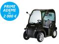 L'Estrima Biro électrique a droit à l'aide de 2000 € de l'ADEME