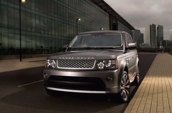 Range Rover Sport Biography : seulement 111 exemplaires