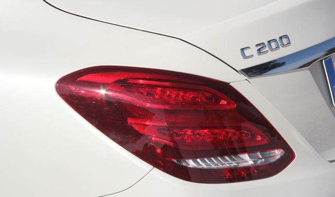 Mercedes : de l'hybride diesel pour la Classe C restylée