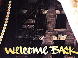 """(Minuit chicanes) """"Welcome back"""""""