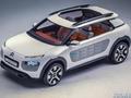 Surprise : la Citroën Cactus déjà dehors ?