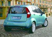 Nouvelle Suzuki Splash: l'Agila japonaise