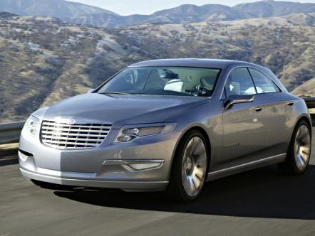 La remplaçante de la Chrysler Sebring s'appellera Nassau