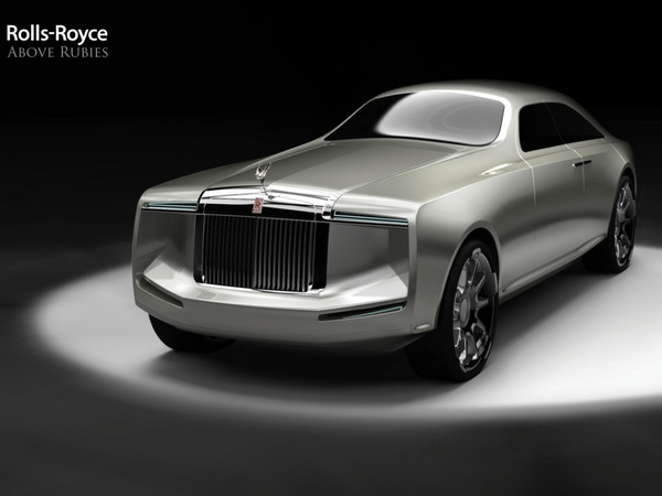 [Design] Rolls-Royce 2023 par Jan P Rosenthal
