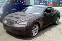 Future Hyundai Coupé V8 : c'est elle !
