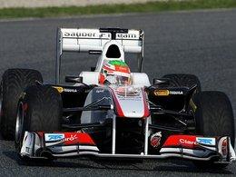Essais F1 Barcelone Jour 3 : Perez (Sauber) met tout le monde d'accord