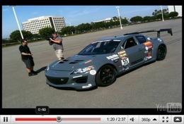 Réveil Auto - Mazda RX-8 BMI Racing, une machine à coudre à quatre rotors