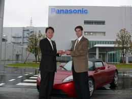 De nouvelles batteries lithium-ion Panasonic encore plus performantes pour les Tesla électriques