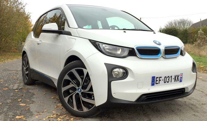 Essai - BMW i3 94 Ah: à la ville comme aux champs?