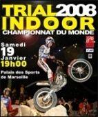 Championnat du monde trial indoor : ça repart à Marseille !