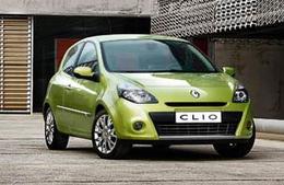 La Nouvelle Renault Clio au GPL commercialisée en France