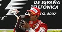 GP d'Espagne : le triomphe de Felipe Massa