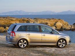 Opel Zafira : une promo qui casse la baraque !