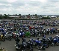 Un nouveau parking moto à Grenoble