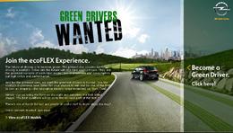 Le Concours Opel ecoFLEX Experience dédié à l'éco-conduite