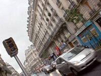 Les rues de Paris accueillent leur premier radar fixe !