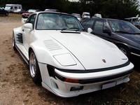 Photo du jour : Porsche Flat Nose