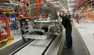 La production des Jaguar XE et XF à l'arrêt à cause du coronavirus