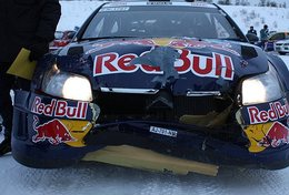 Rallye Arctic : Räikkönen se sort dans l'ES2